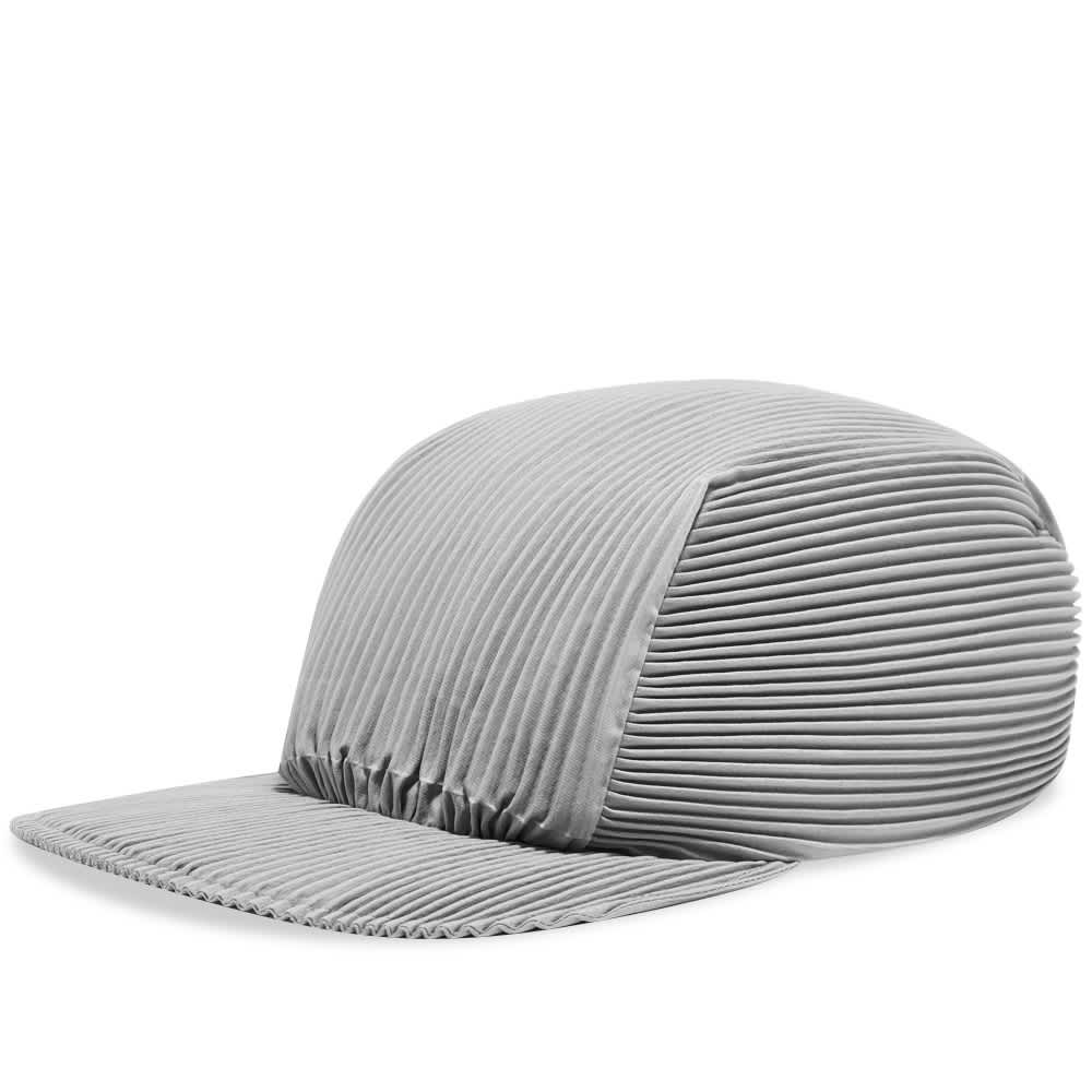 Homme Plissé Issey Miyake Pleated Cap - Light Grey