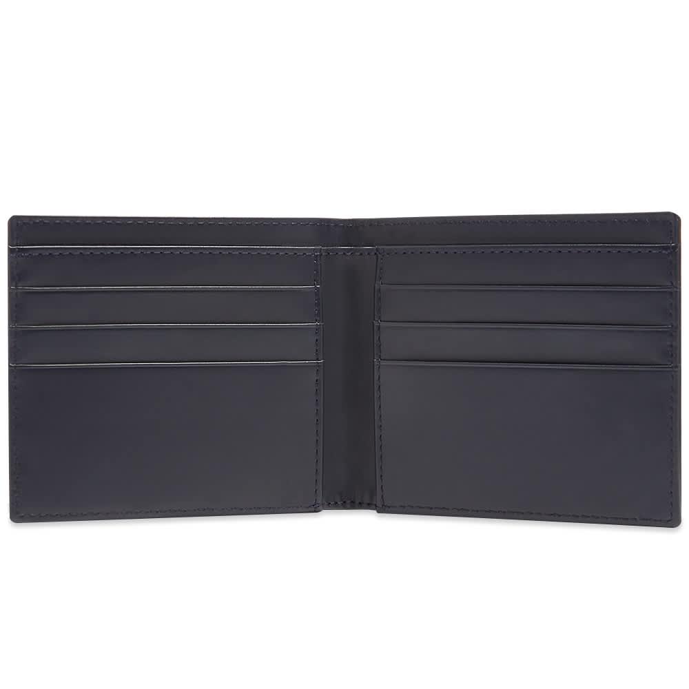 A.P.C. Aly Bilfold Wallet - Dark Navy
