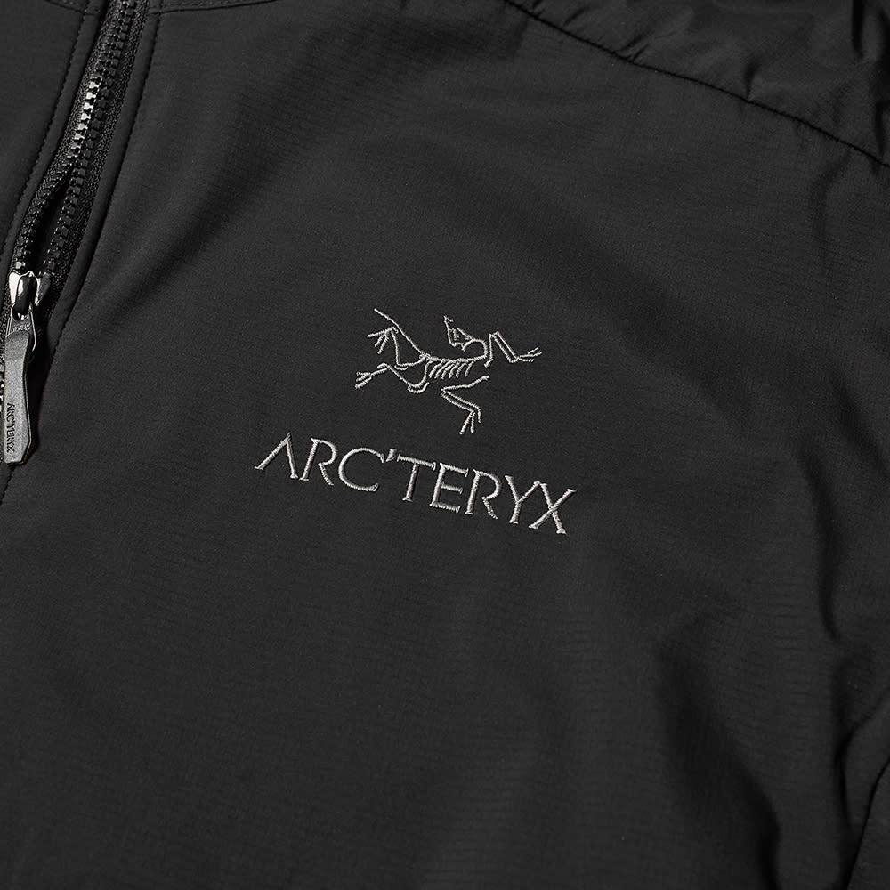 Arc'teryx Atom LT Packable Hooded Jacket - Black