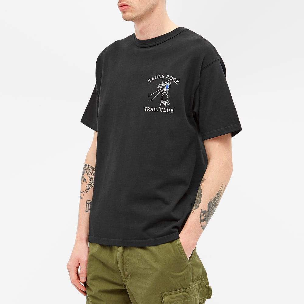 Reese Cooper How To Read Trail Markers Tee - Black