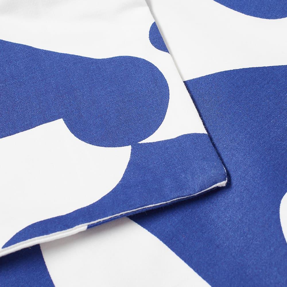Dusen Dusen Cushion Cover - Blue & White