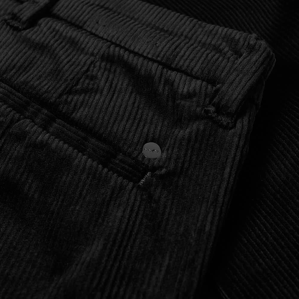 NN07 Karl Regular Corduroy Chino - Black