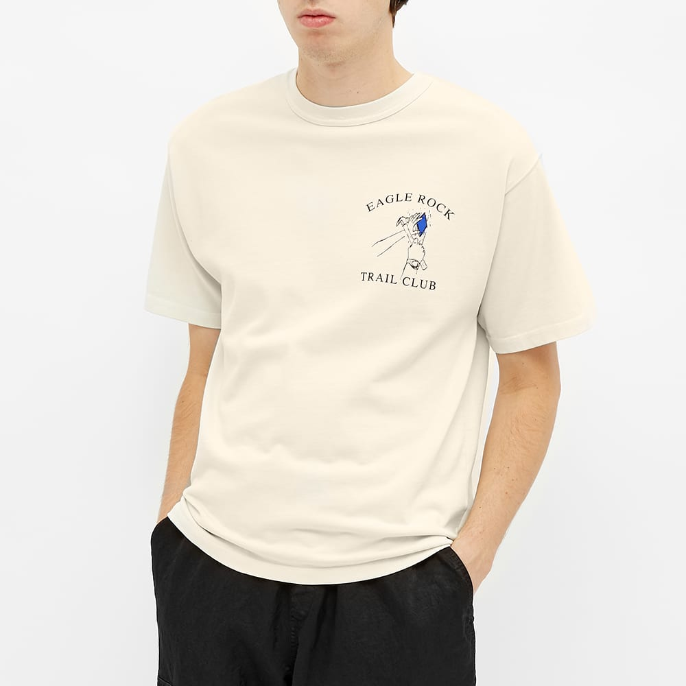 Reese Cooper How To Read Trail Markers Tee - White
