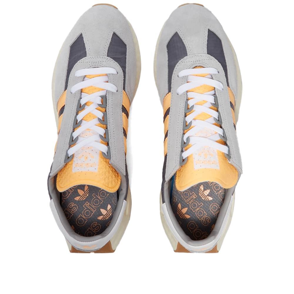 Adidas Mixing Eras 120 - Grey & Orange