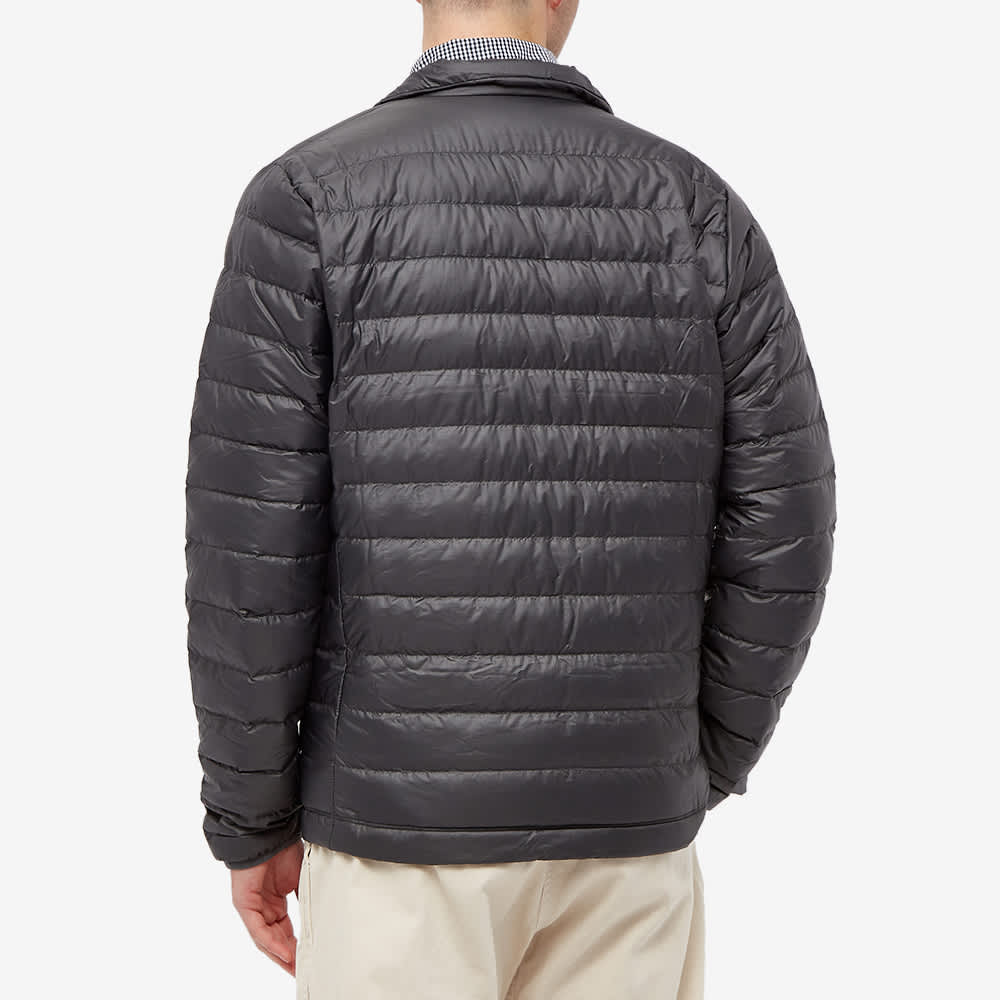 Patagonia Down Sweater Jacket - Forge Grey