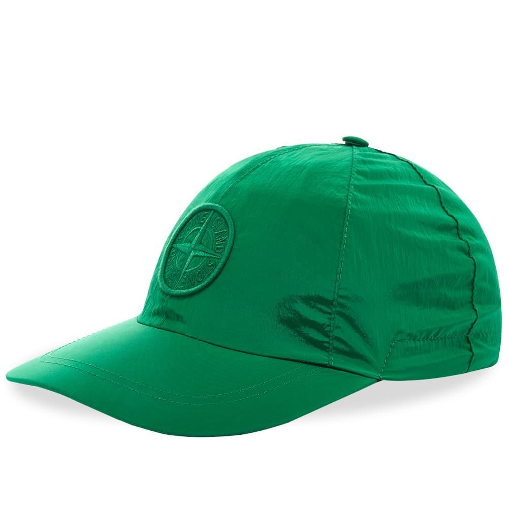 Stone Island Nylon Metal Cap - Bright Green