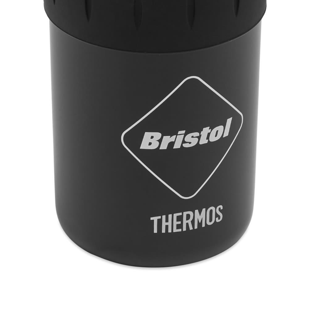 F.C. Real Bristol Thermos Emblem Insulation Can Holder - Black