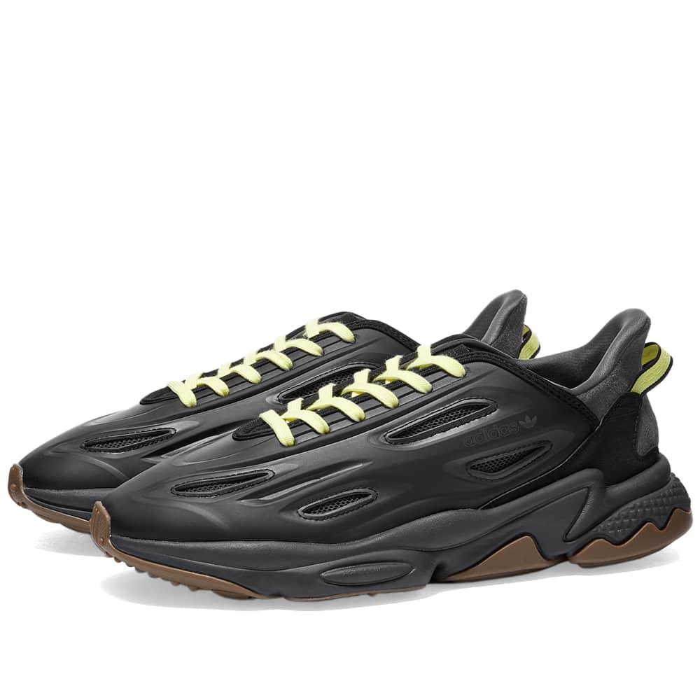 Adidas Ozweego Celox - Core Black & Pulse Yellow