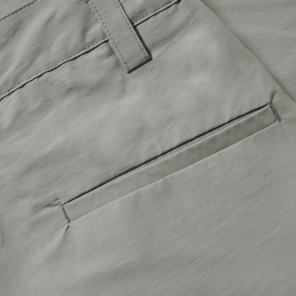 Tobias Birk Nielsen Box Pocket Tech Pant - Grey Light