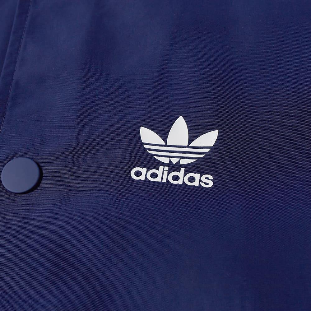 Adidas Coach Jacket - Night Sky
