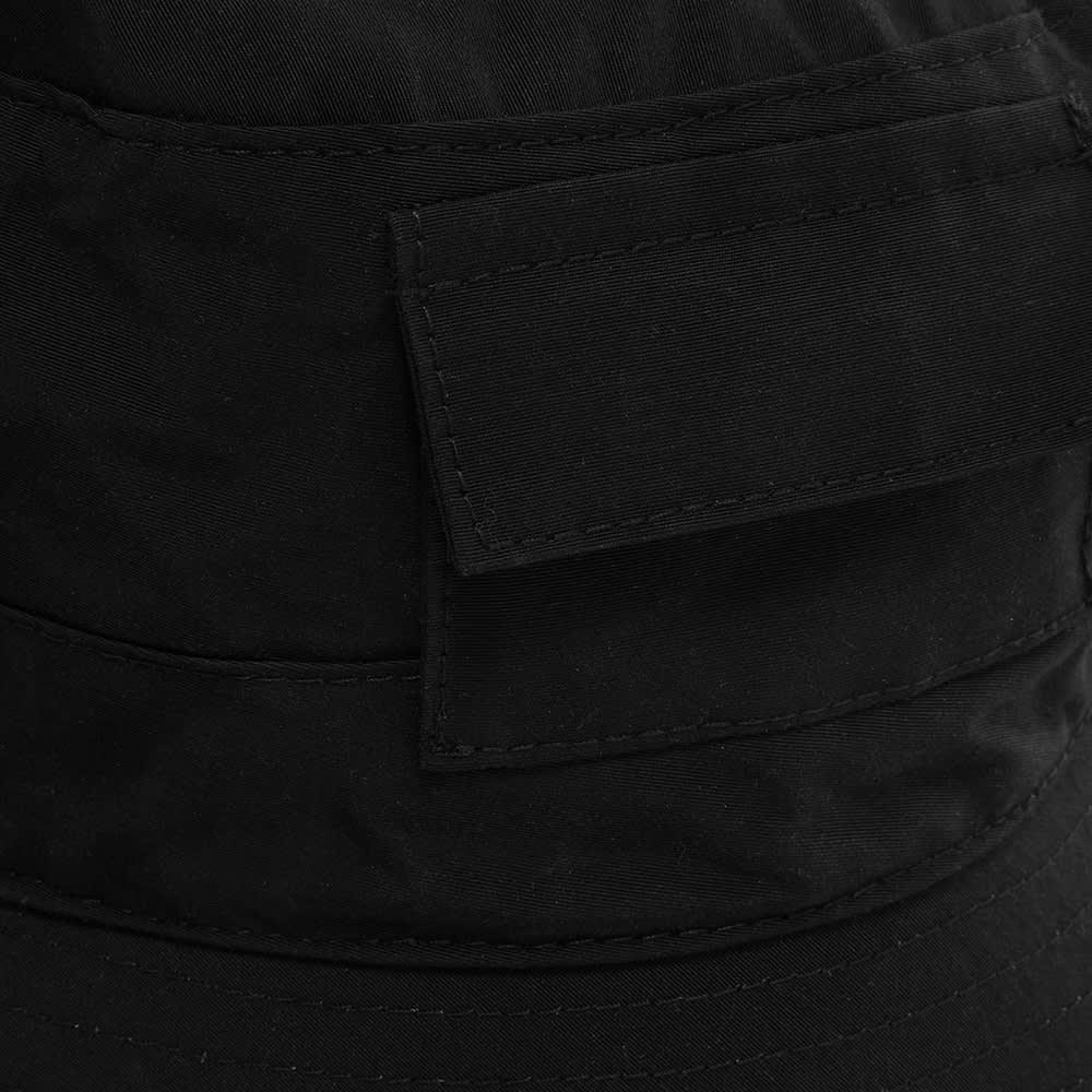 Tobias Birk Nielsen Bucket Hat - Black