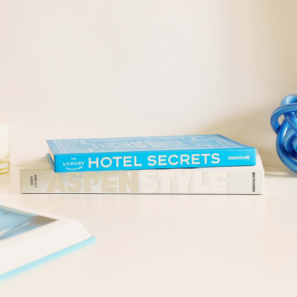 Hotel Secrets - Assouline