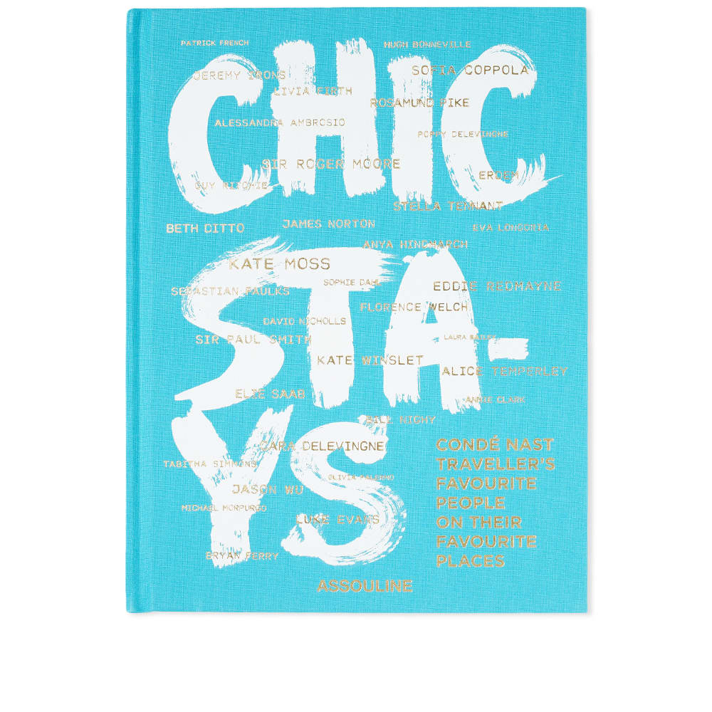 Chic Stays - Melinda Stevens