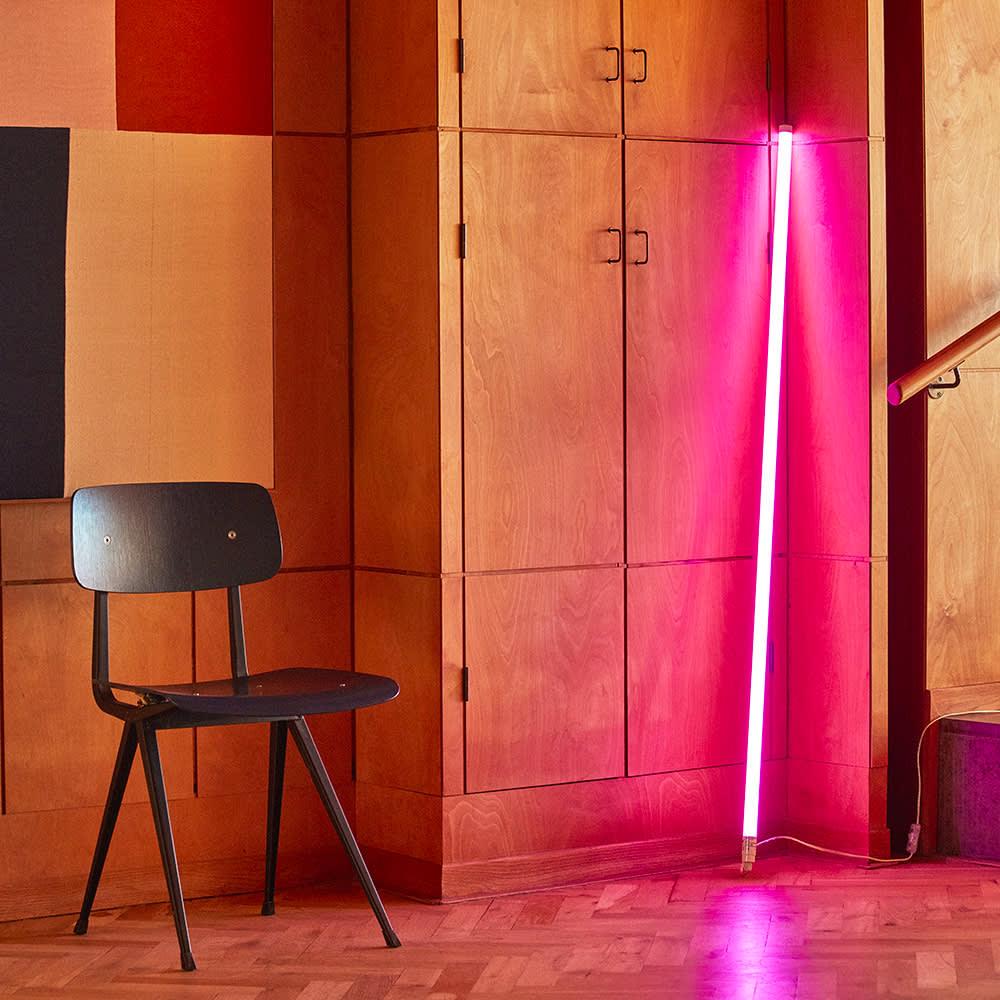 HAY Neon LED Tube - Pink