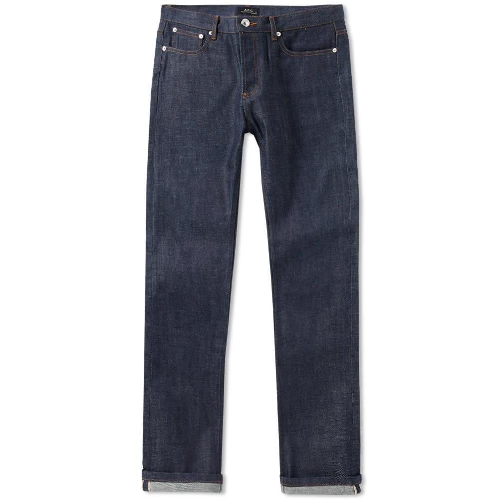 A.P.C. Petit New Standard Jean - Indigo
