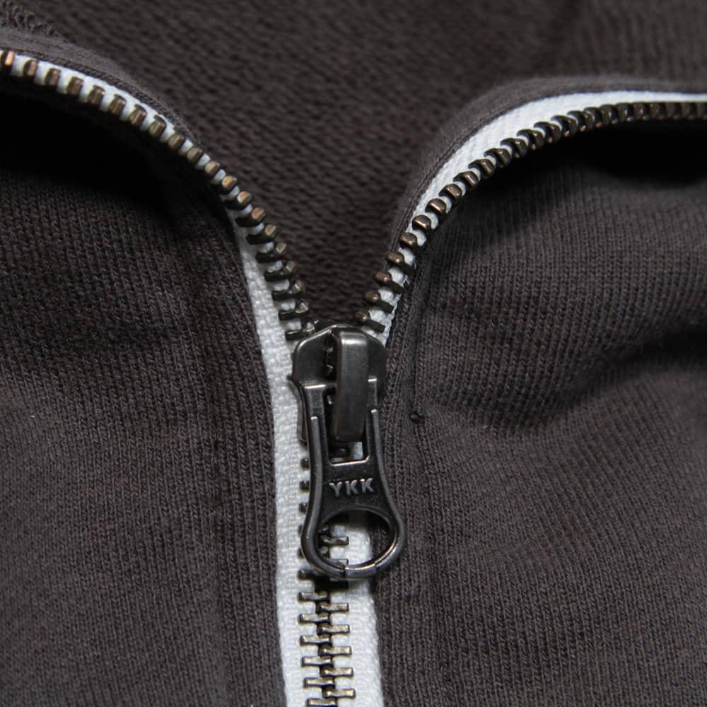 Nike Vintage Pinwheel FZ AW77 Hoody - Dark Grey Heather