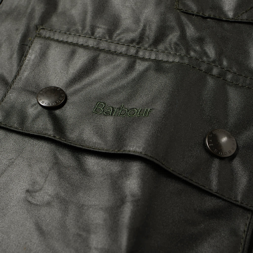 Barbour Bedale Jacket - Sage