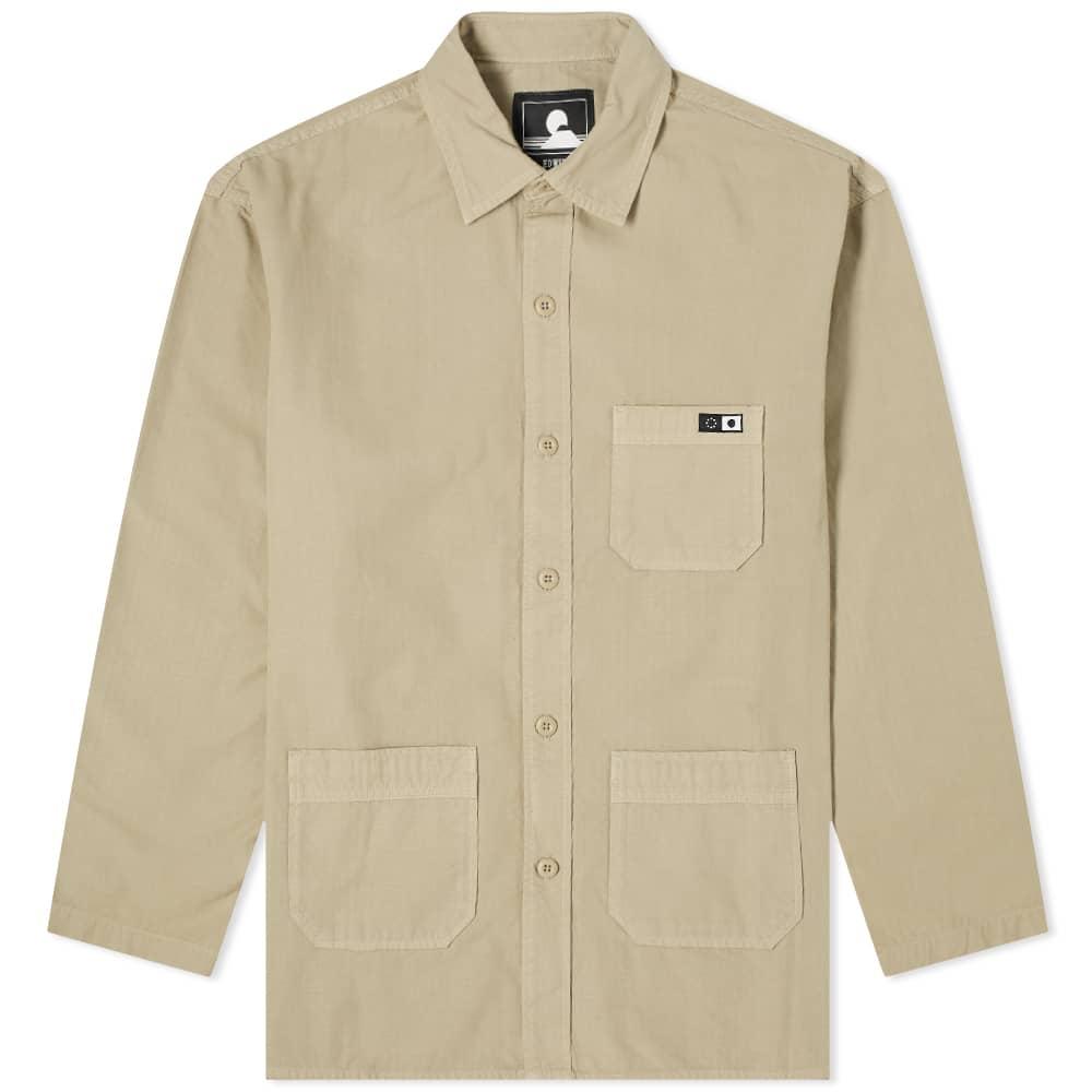Edwin Major Shirt - Desert