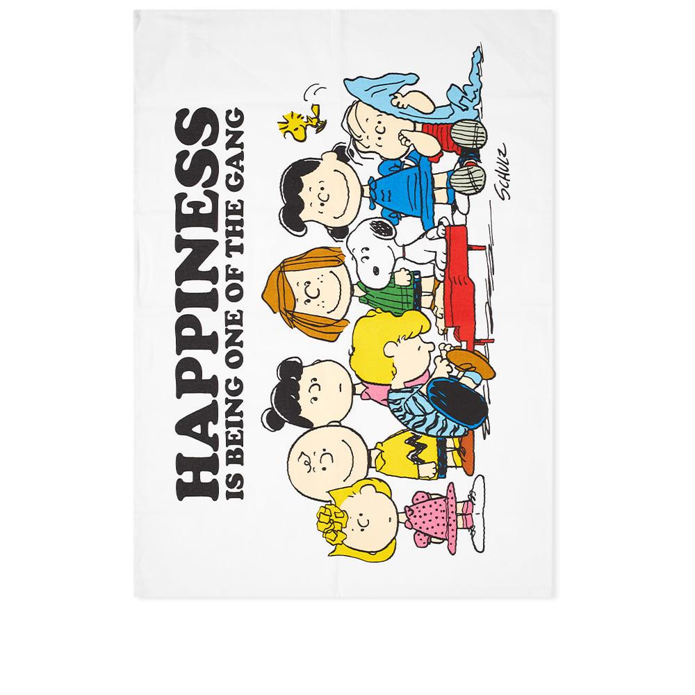 Peanuts Tea Towel - Gang