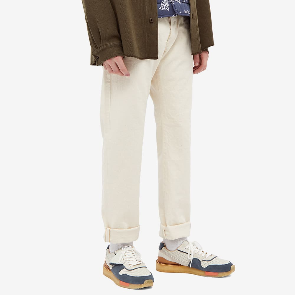 Edwin Regular Tapered Made In Japan Jean - Natural