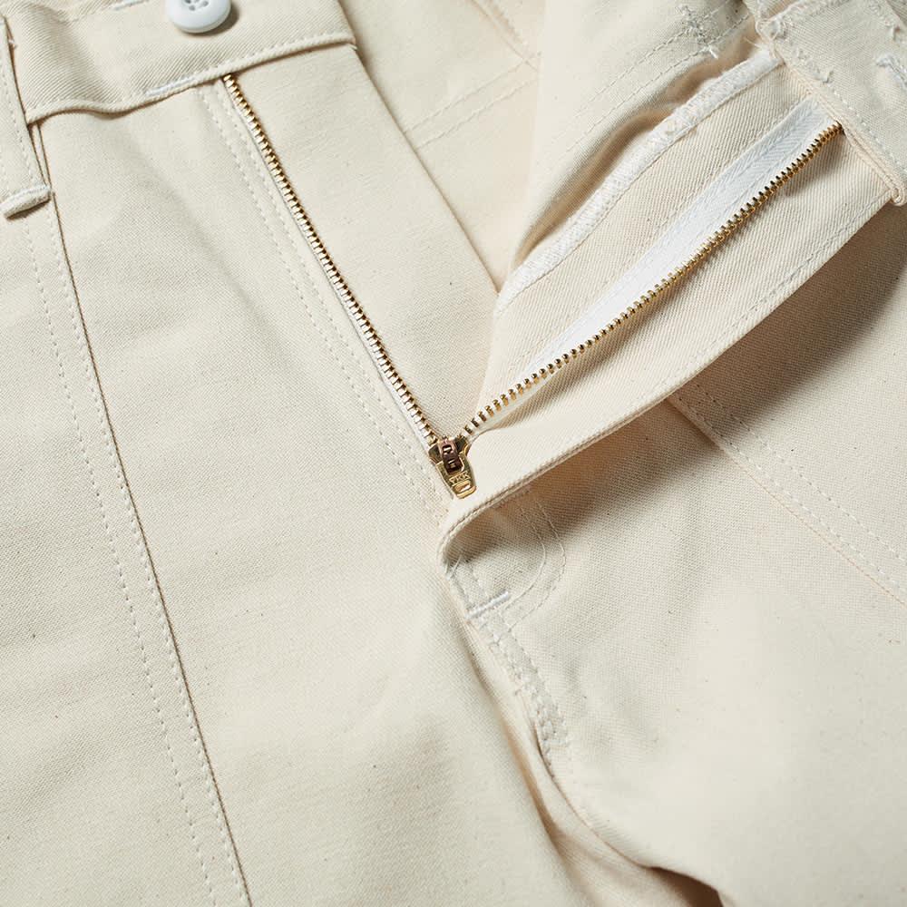Stan Ray Taper Fit 4 Pocket Fatigue Pant - Natural Drill