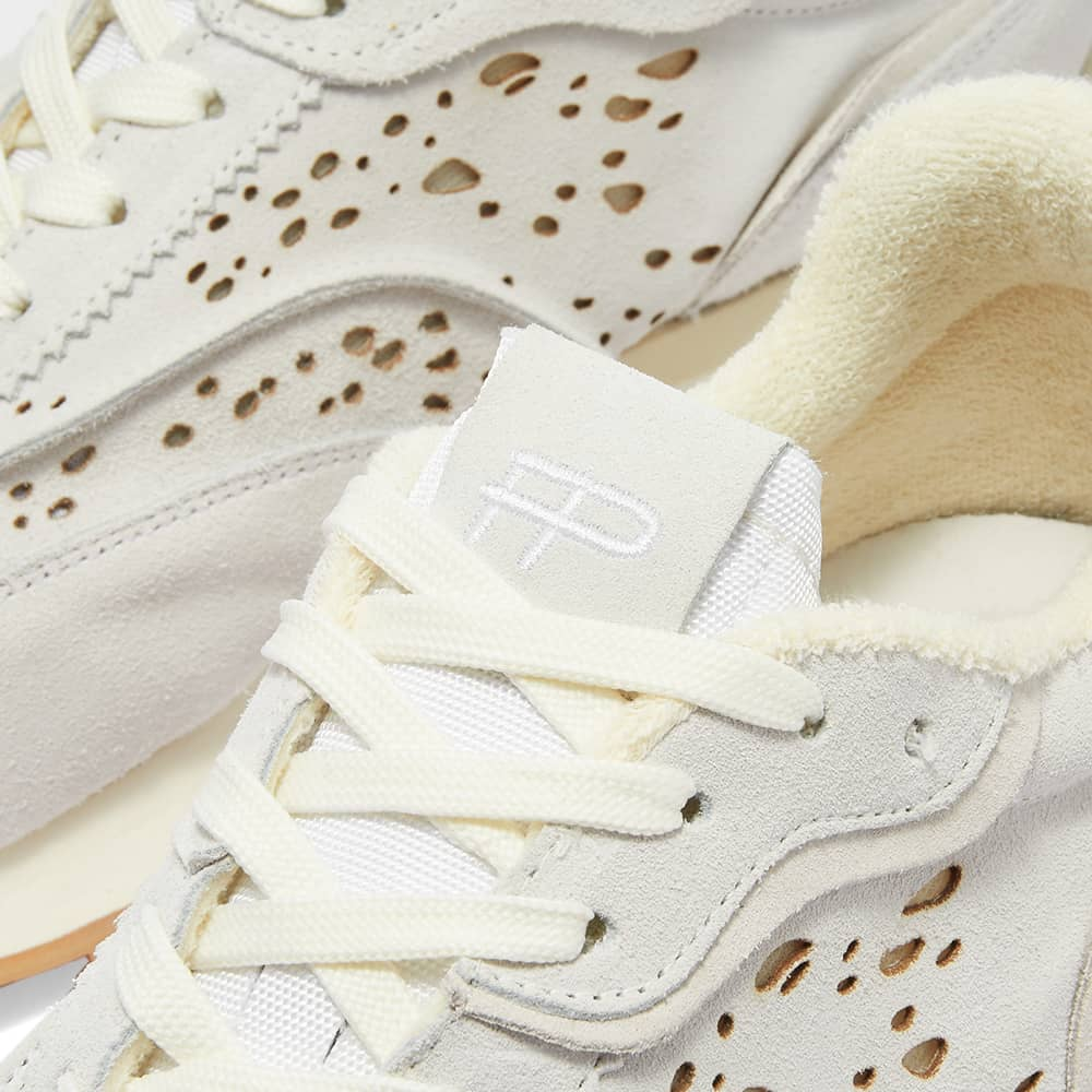 Filling Pieces Crease Runner Wind Sneaker - All White