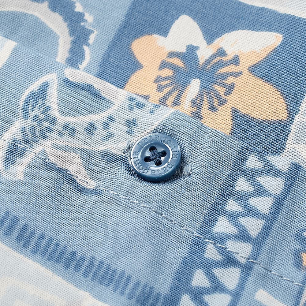 Patagonia Go To Shirt - Hawthorne Blue