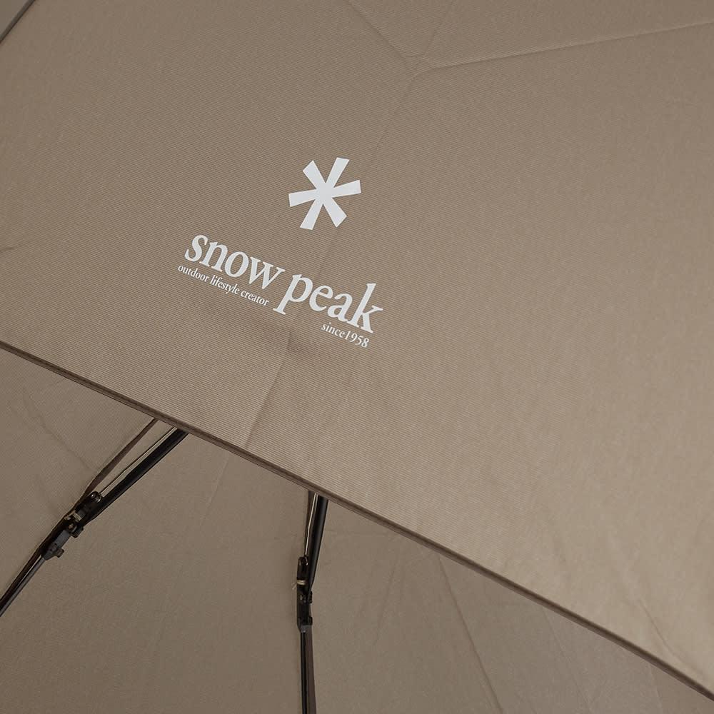Snow Peak Ultra-Light Umbrella - Grey