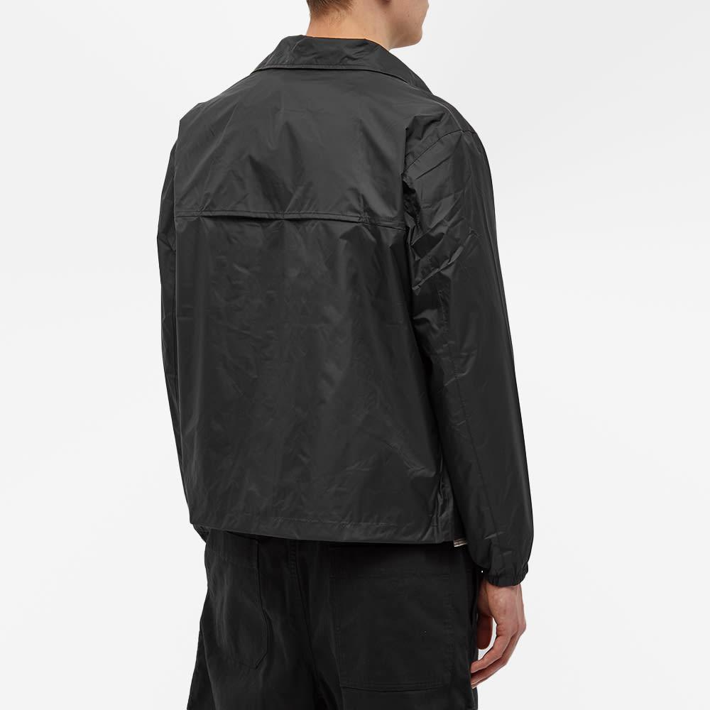 K-Way x Engineered Garments Nylon Zip Jacket - Black