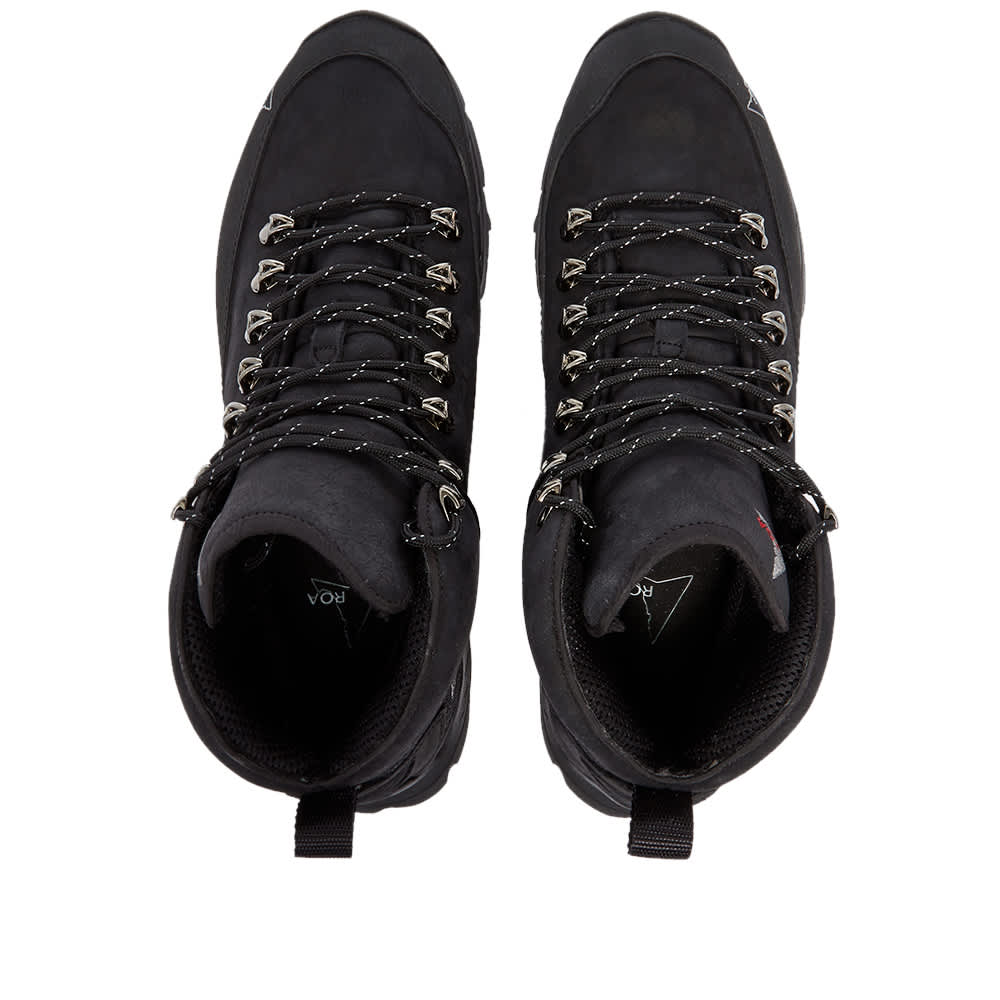 ROA Andreas Hiking Boots - Black