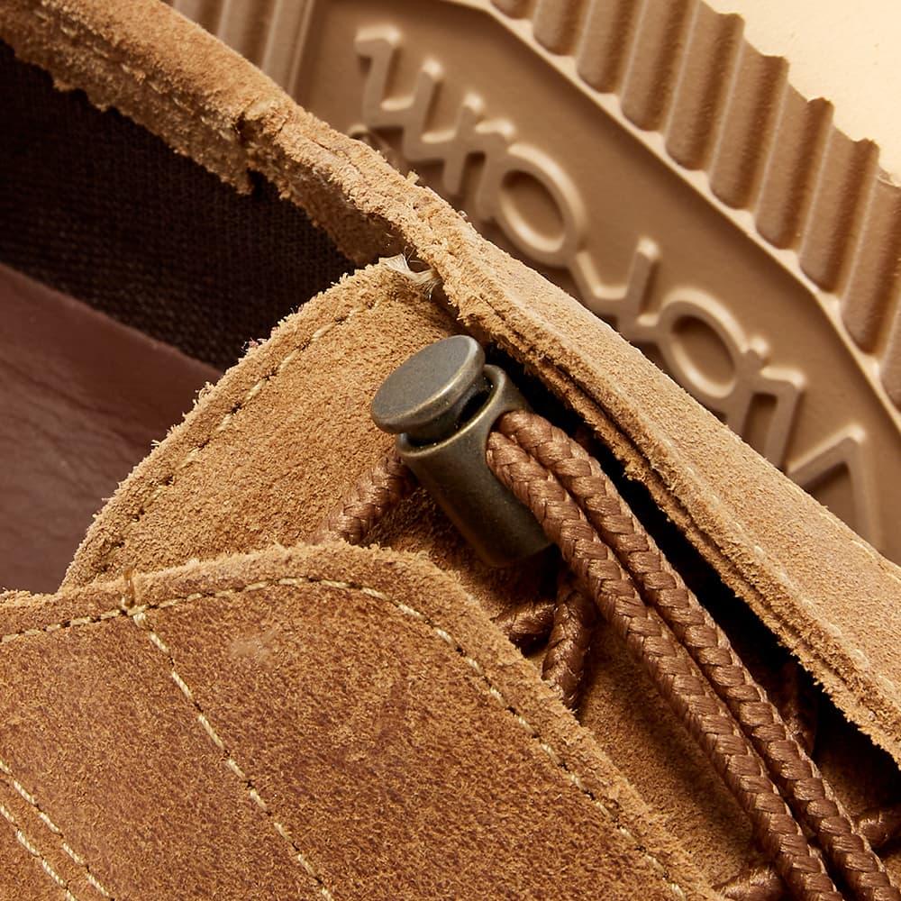 Sebago x Engineered Garments Cover Deck - Beige Taffy & Beige Sand