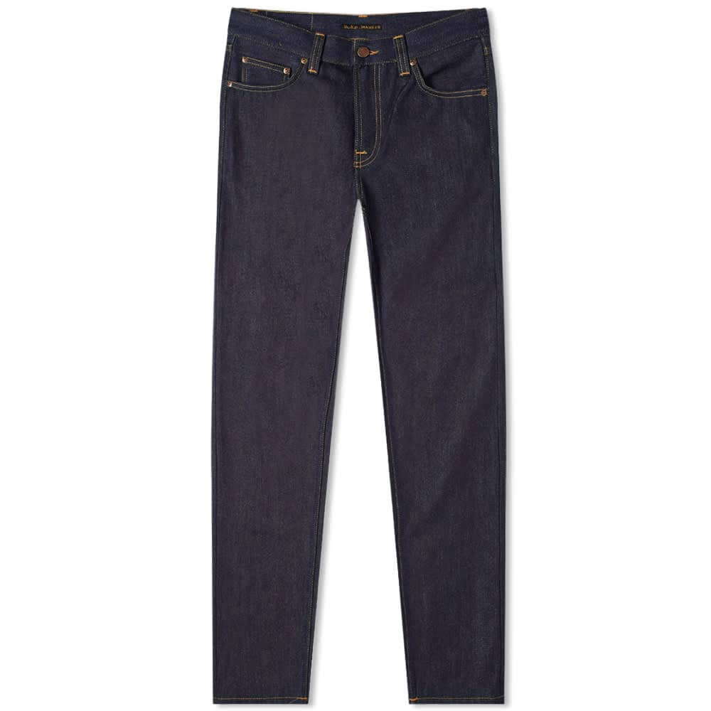 Nudie Gritty Jackson Jean - Dry Classic Navy