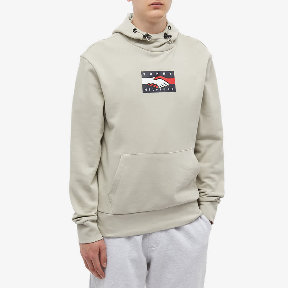 Tommy Jeans Earth Day Hoody - Sand Trap