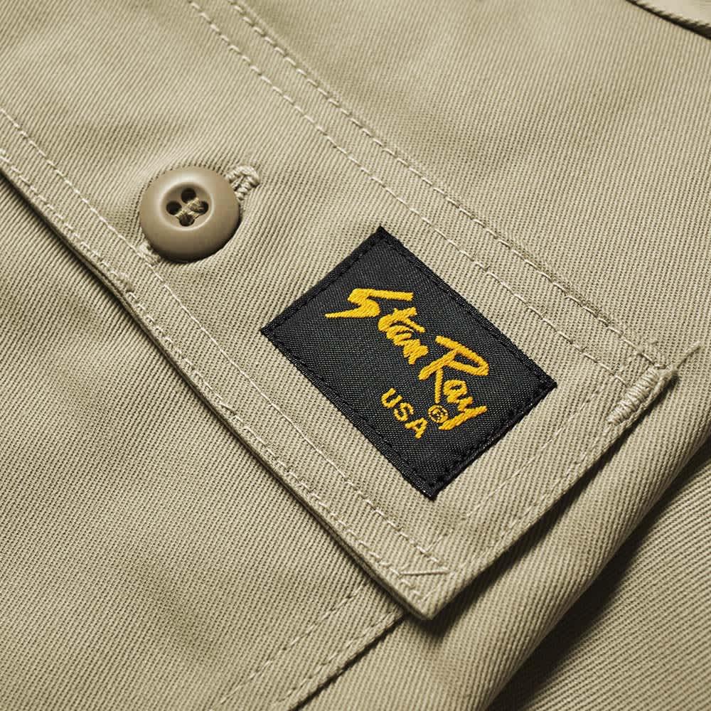 Stan Ray Slim Fit 4 Pocket Fatigue Pant - Khaki Twill