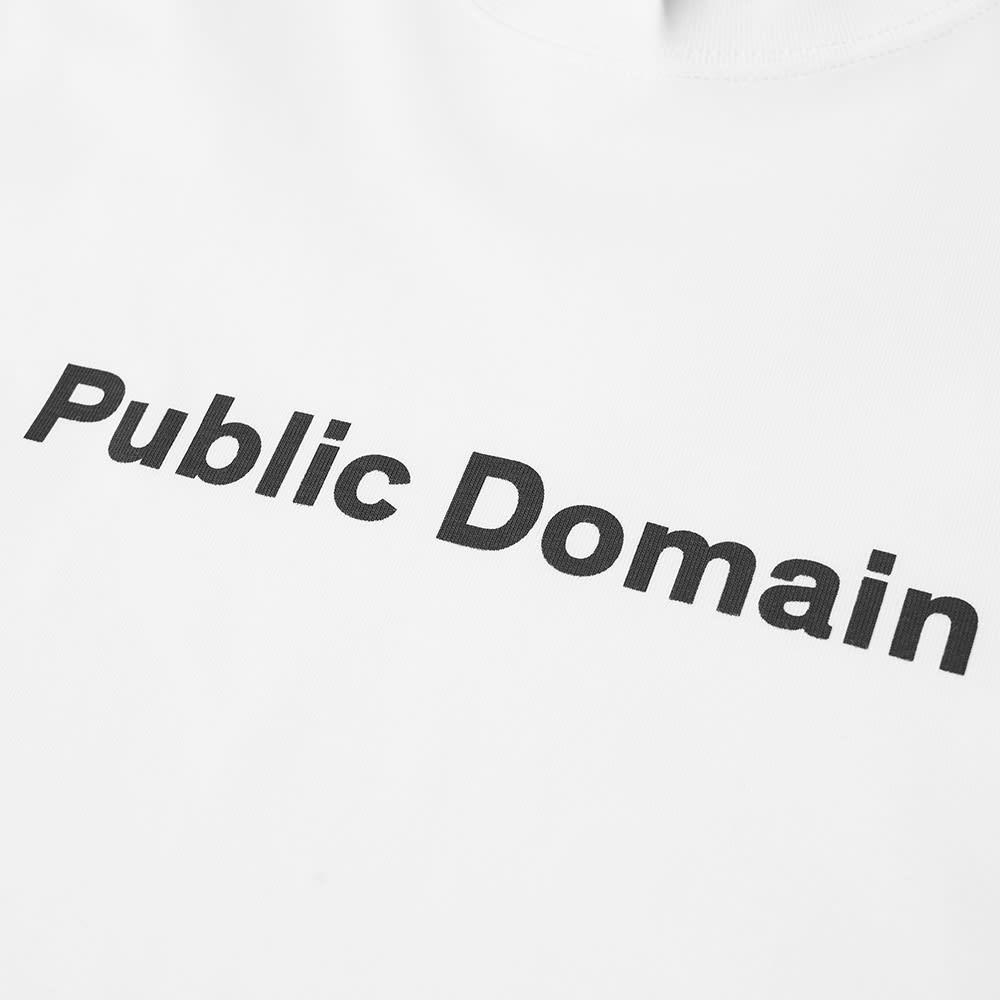 Soulland Public Domain Tee - White