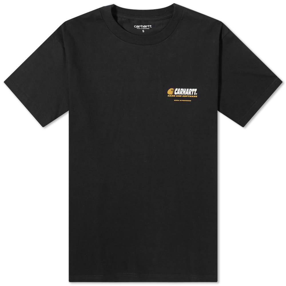 Carhartt WIP Software Tee - Black