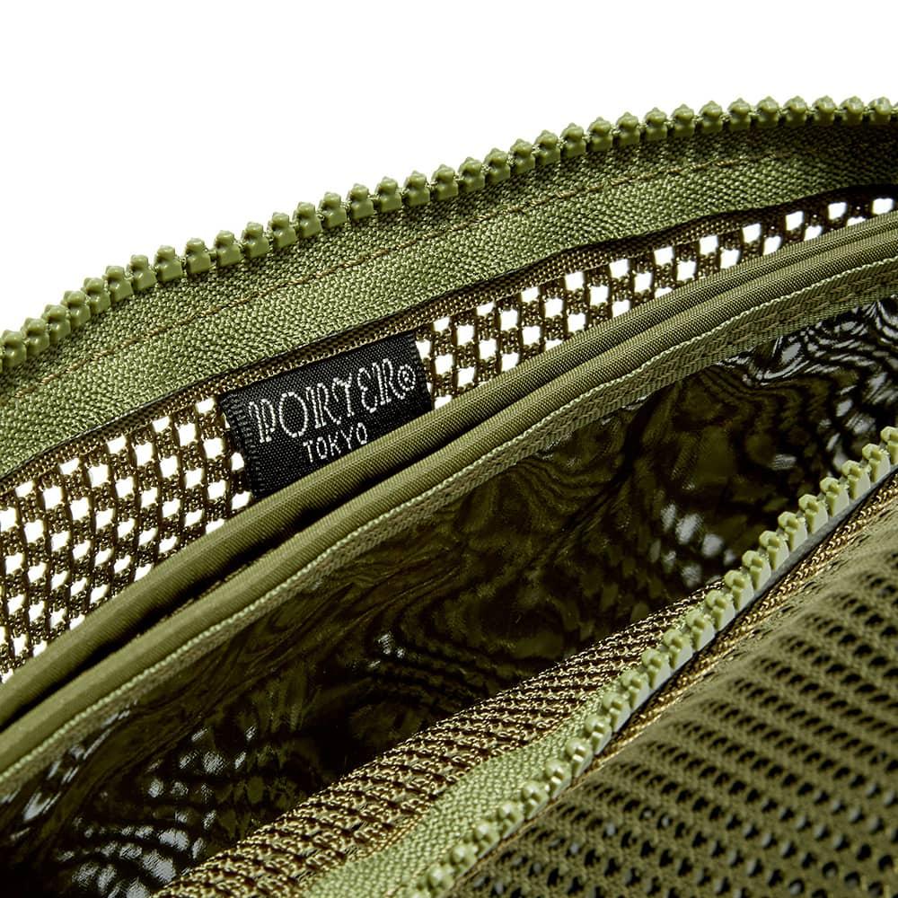 Porter-Yoshida & Co. Small Screen Sacoche - Khaki