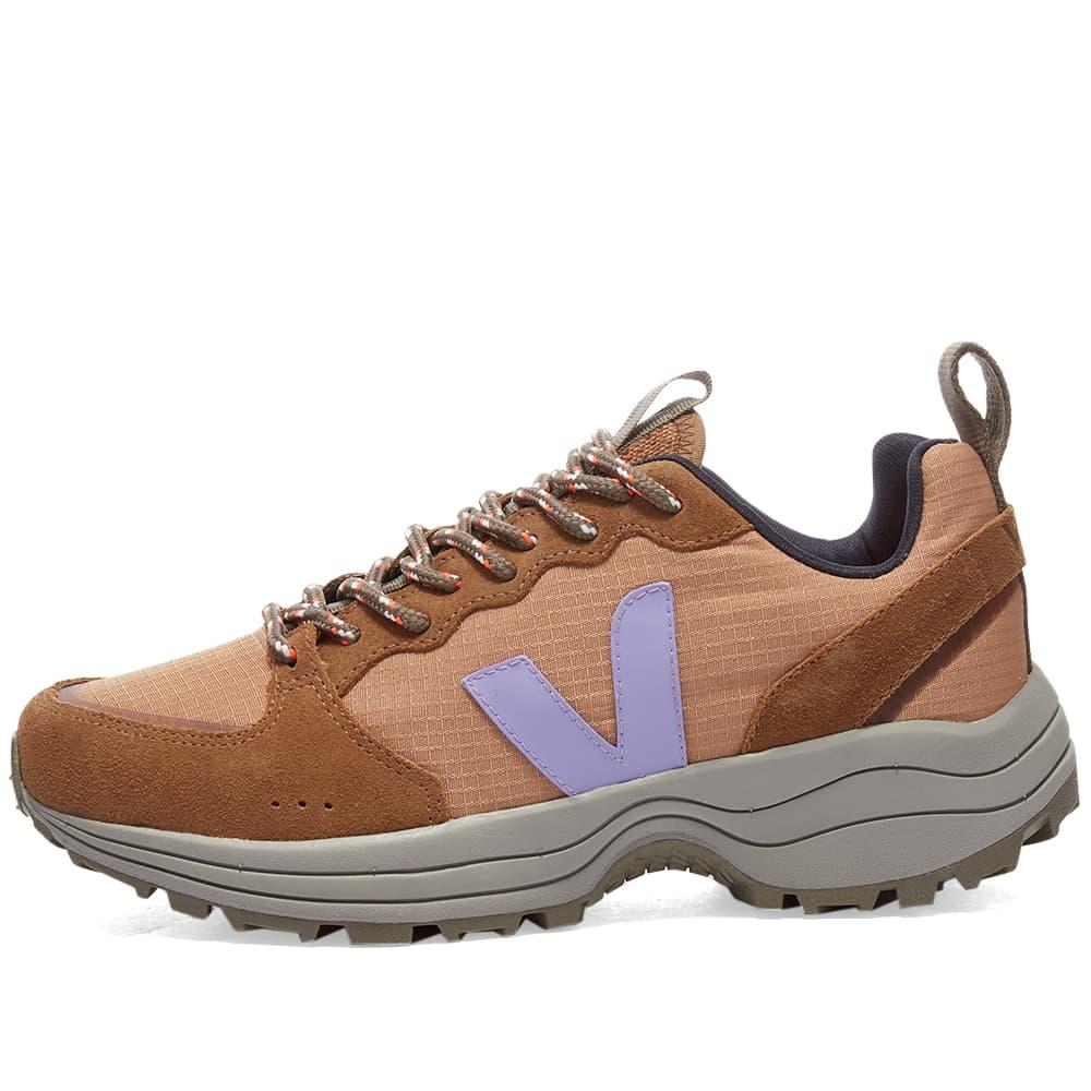 Veja Womens Venturi Oversized Runner - Desert & Lavender