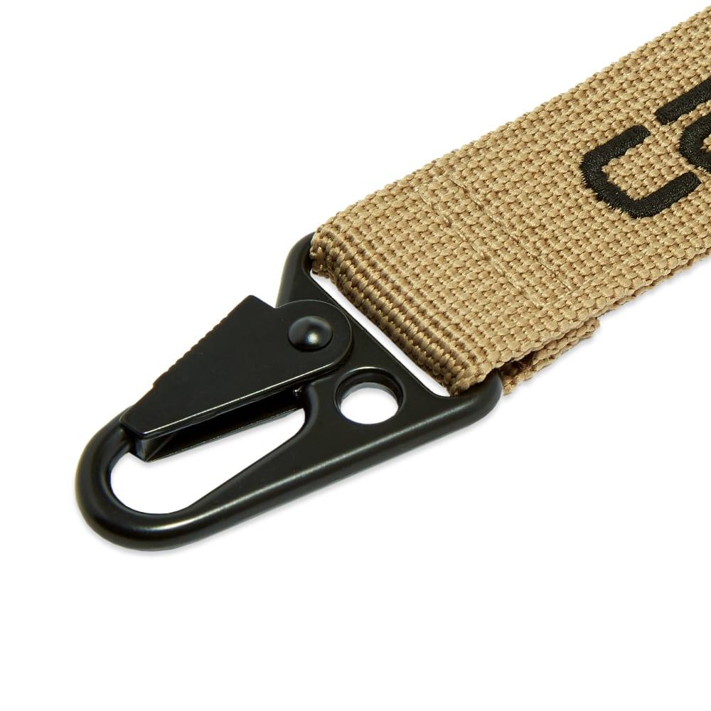 Carhartt WIP Jaden Key Holder - Tanami & Black