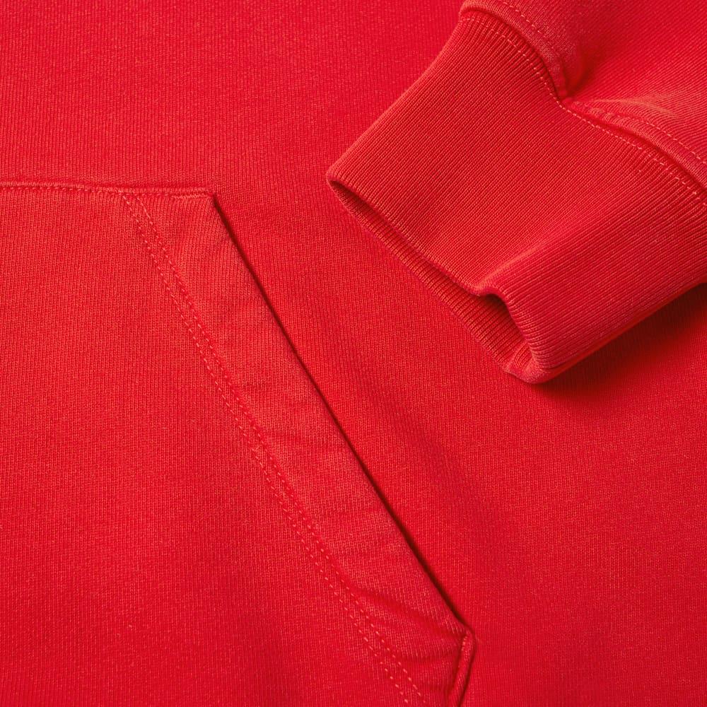Fear of God 7th Season Hoody - Vintage Red