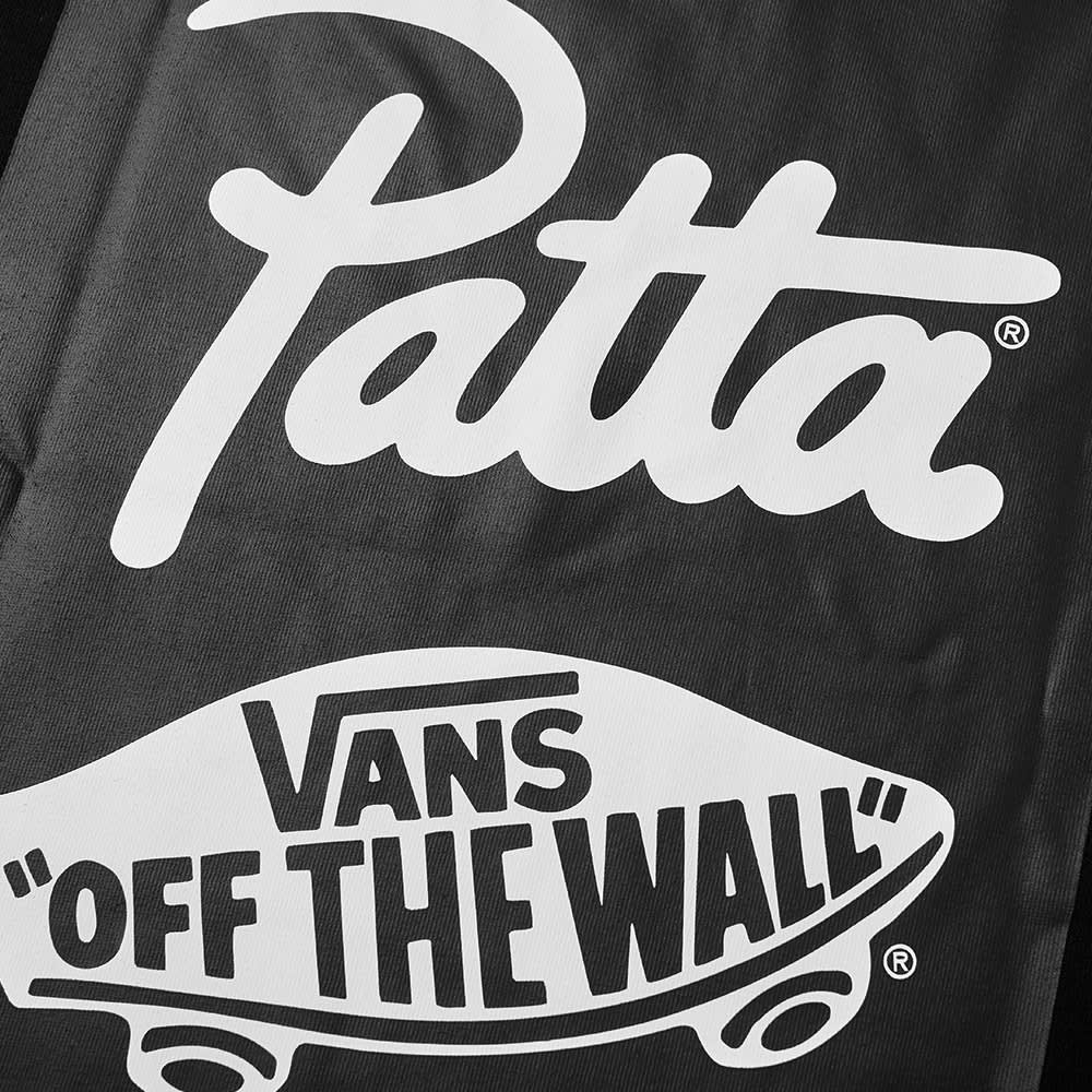 Vans Vault x Patta Logo Tee - Black