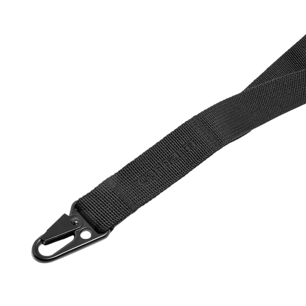 Carhartt WIP Reflective Keychain - Black