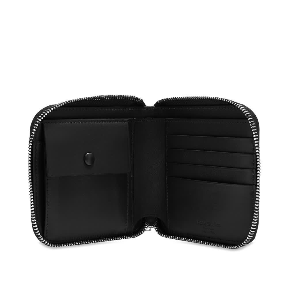 Acne Studios Csarite S Wallet - Black