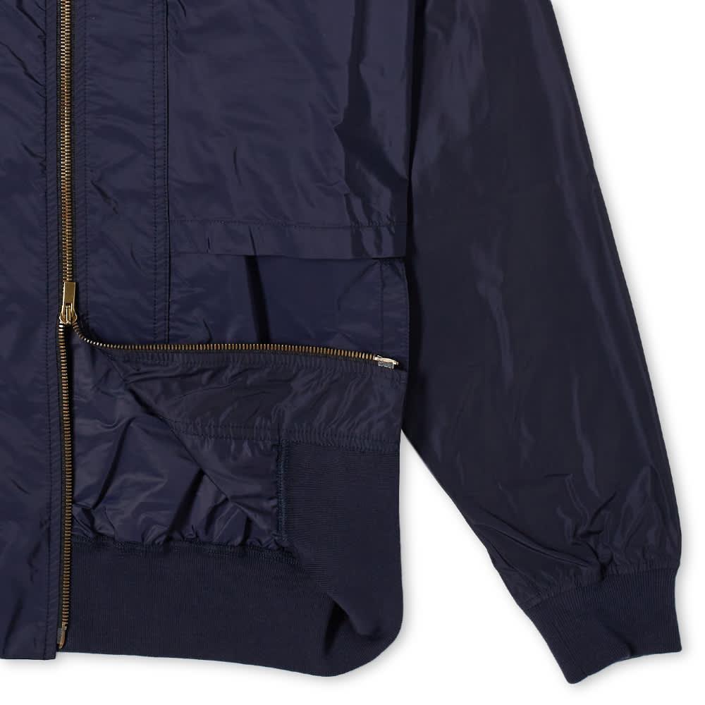 Fear of God Nylon Track Jacket - Navy