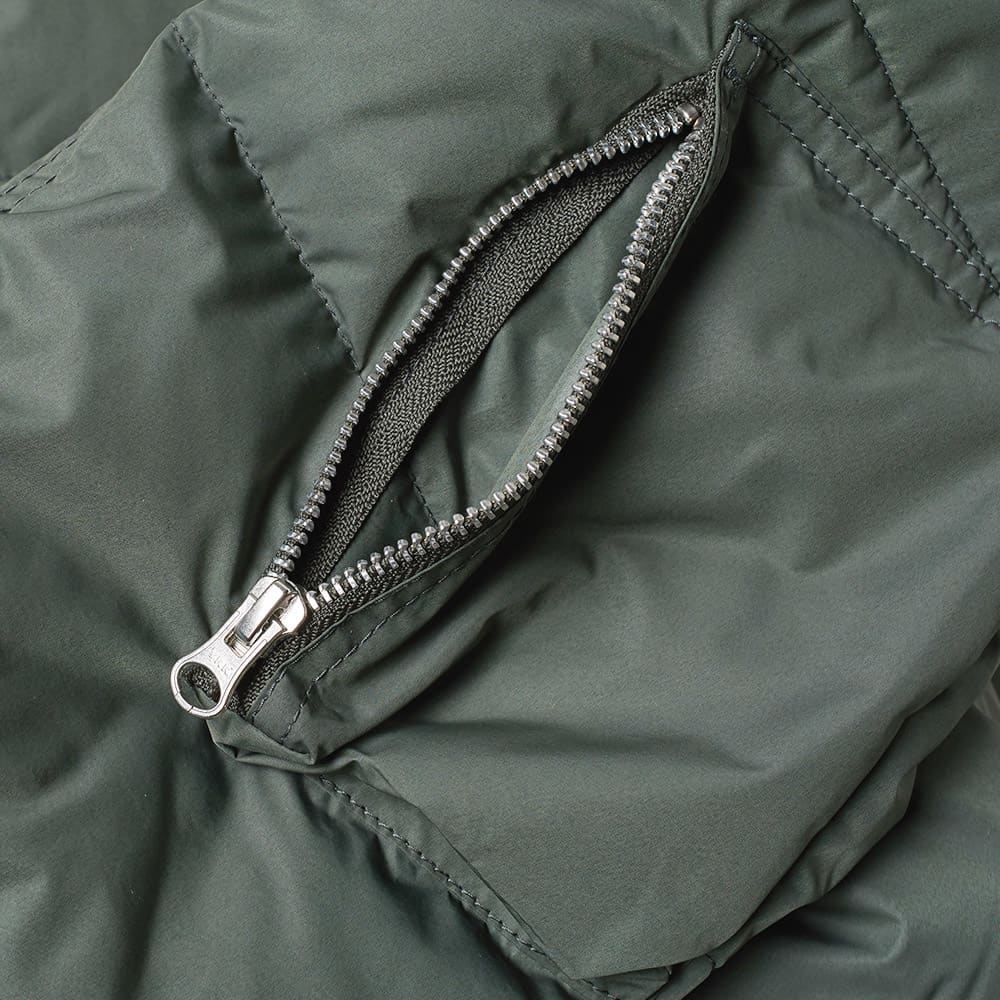 Nanamica Reversible NA-1 Down Jacket - Sage Green