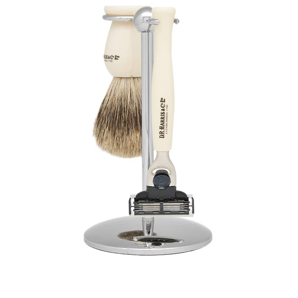 D.R. Harris & Co. Shaving Starter Set - Ivory