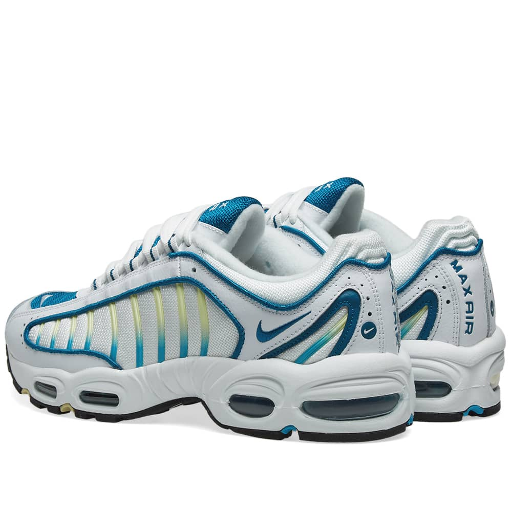 Nike Air Max Tailwind IV White Green Abyss Electric Green
