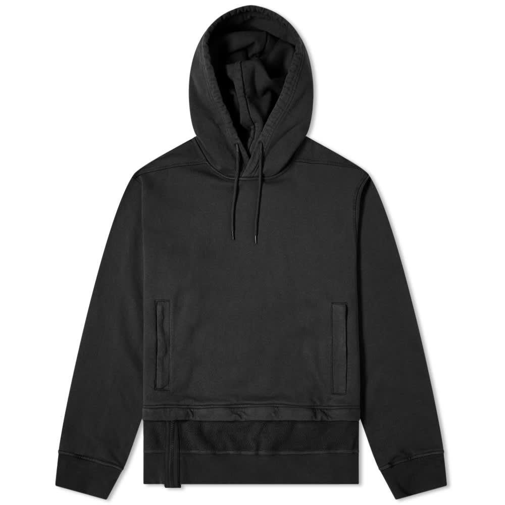 Stone Island Shadow Project Gauzed Heavy Fleece Hoody