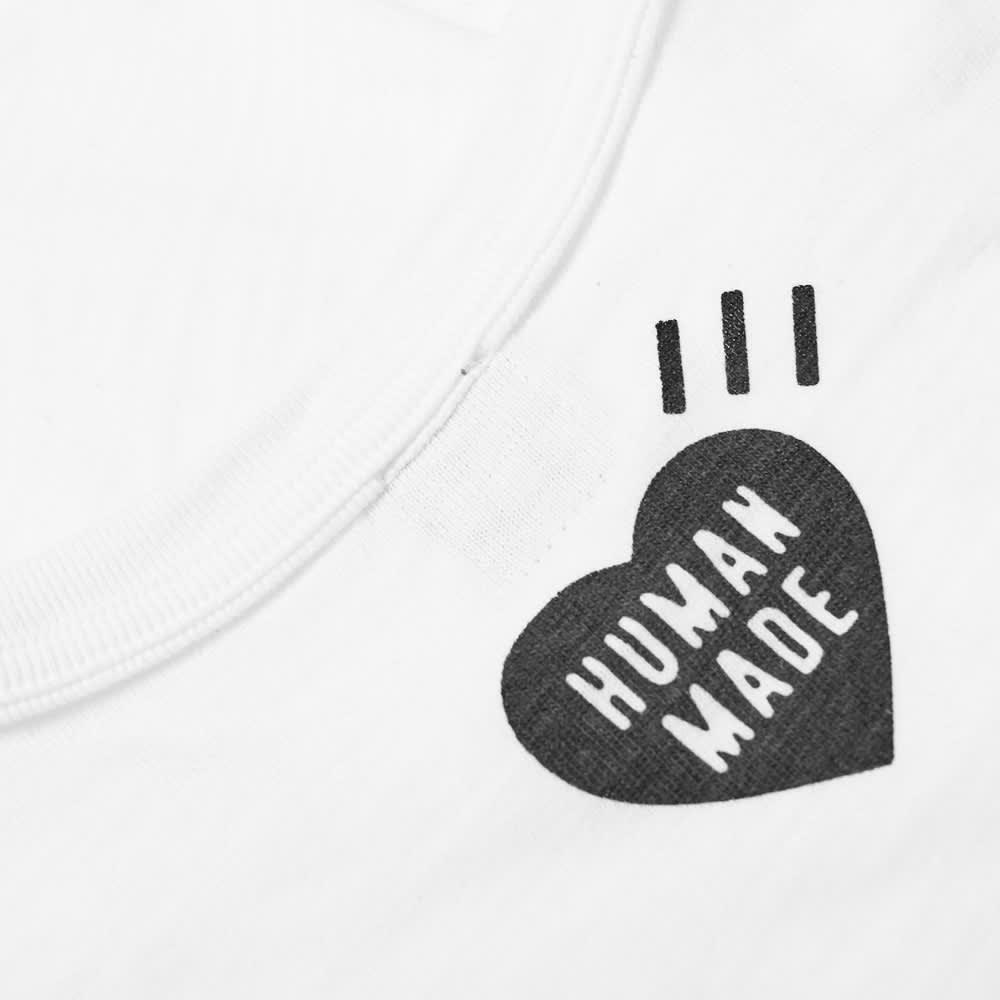 Human Made Duck Tee - White