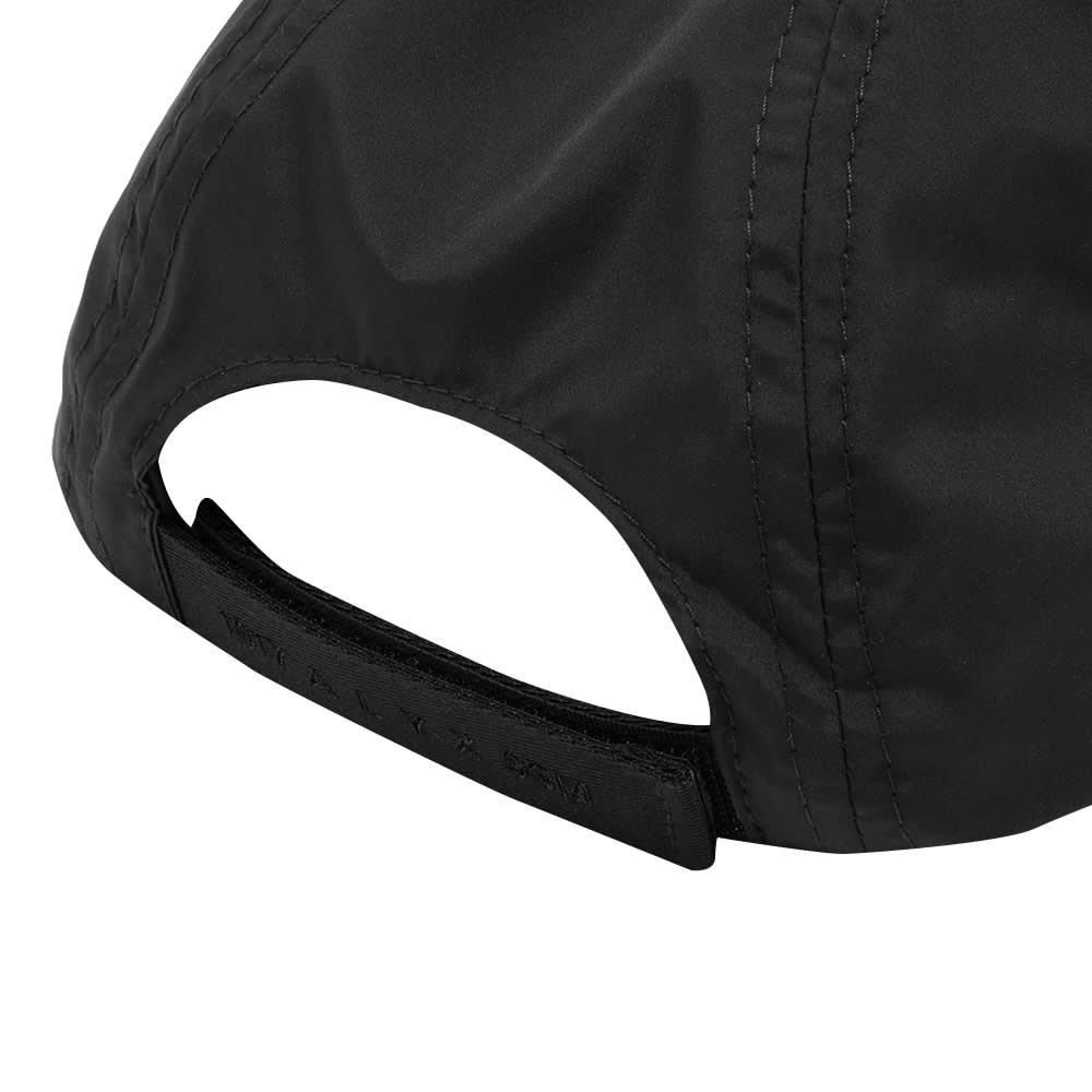 1017 ALYX 9SM Lightweight Logo Cap - Black
